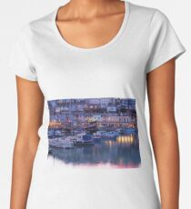 BOATS BY LIGHT Women's Premium T-Shirt