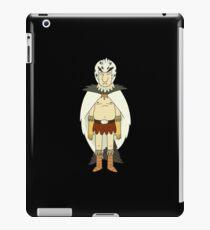 Birdperson - Black iPad Case/Skin