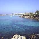Across To Fig Tree Bay - Cyprus by icecold2008