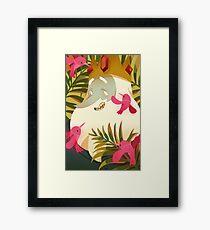 Simon Framed Print