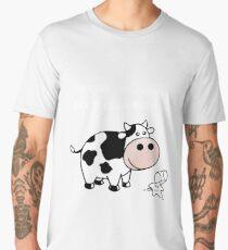 Moo-ve On! Men's Premium T-Shirt
