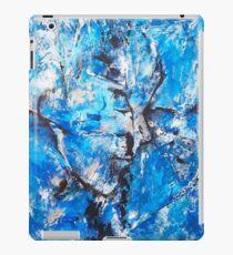 Blue Man iPad Case/Skin