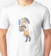 Landline telephone fox Unisex T-Shirt