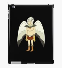 Birdperson II - Black iPad Case/Skin