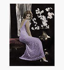 Clara Bow Photographic Print