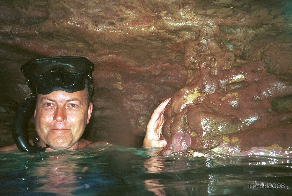 In The Underwater Cave 1 by icecold2008
