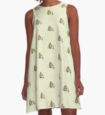 Bear & Fox A-Line Dress