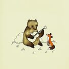 Musical Animals by Sophie Corrigan