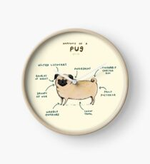 Anatomy of a Pug Clock