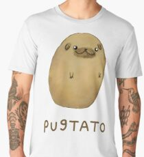 Pugtato Men's Premium T-Shirt