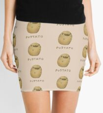 Pugtato Mini Skirt