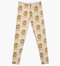Pugtato Leggings