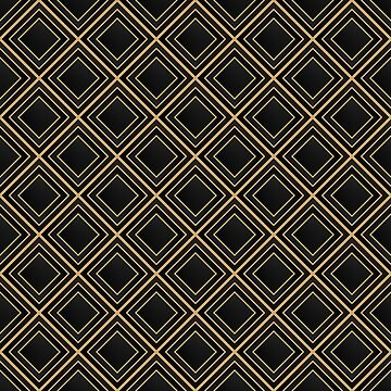 Art Deco vintage pattern by Darcraft28