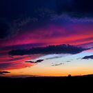 Stormy Sunset by Dave Hare