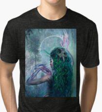 Shaman Bones Tri-blend T-Shirt