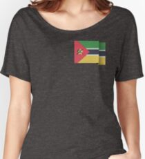 Mozambique Women's Relaxed Fit T-Shirt