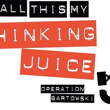 I call this my thinking Juice by blurbox