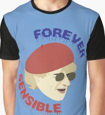 Captain Sensible: Forever Sensible Graphic T-Shirt