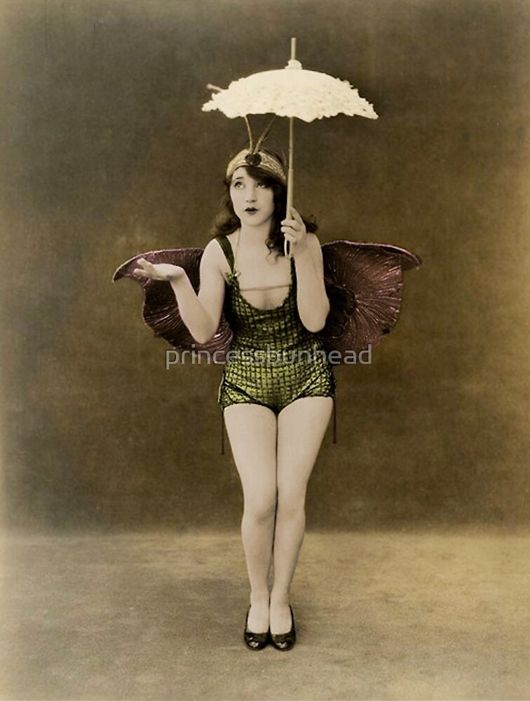 Victorian Circus Performer by princessbunhead