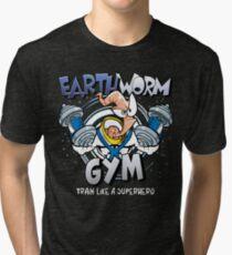 Earthworm Gym Tri-blend T-Shirt