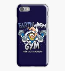 Earthworm Gym iPhone Case/Skin