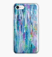 Silver Rain iPhone Case/Skin