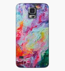 Elements - Spectrum Abstraction Case/Skin for Samsung Galaxy