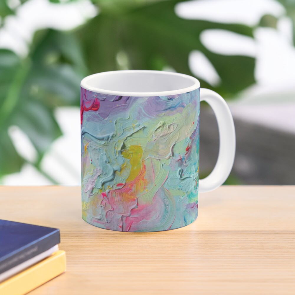 Elements - Spectrum Abstraction Mug