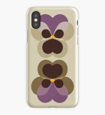 MCM Pansy iPhone Case