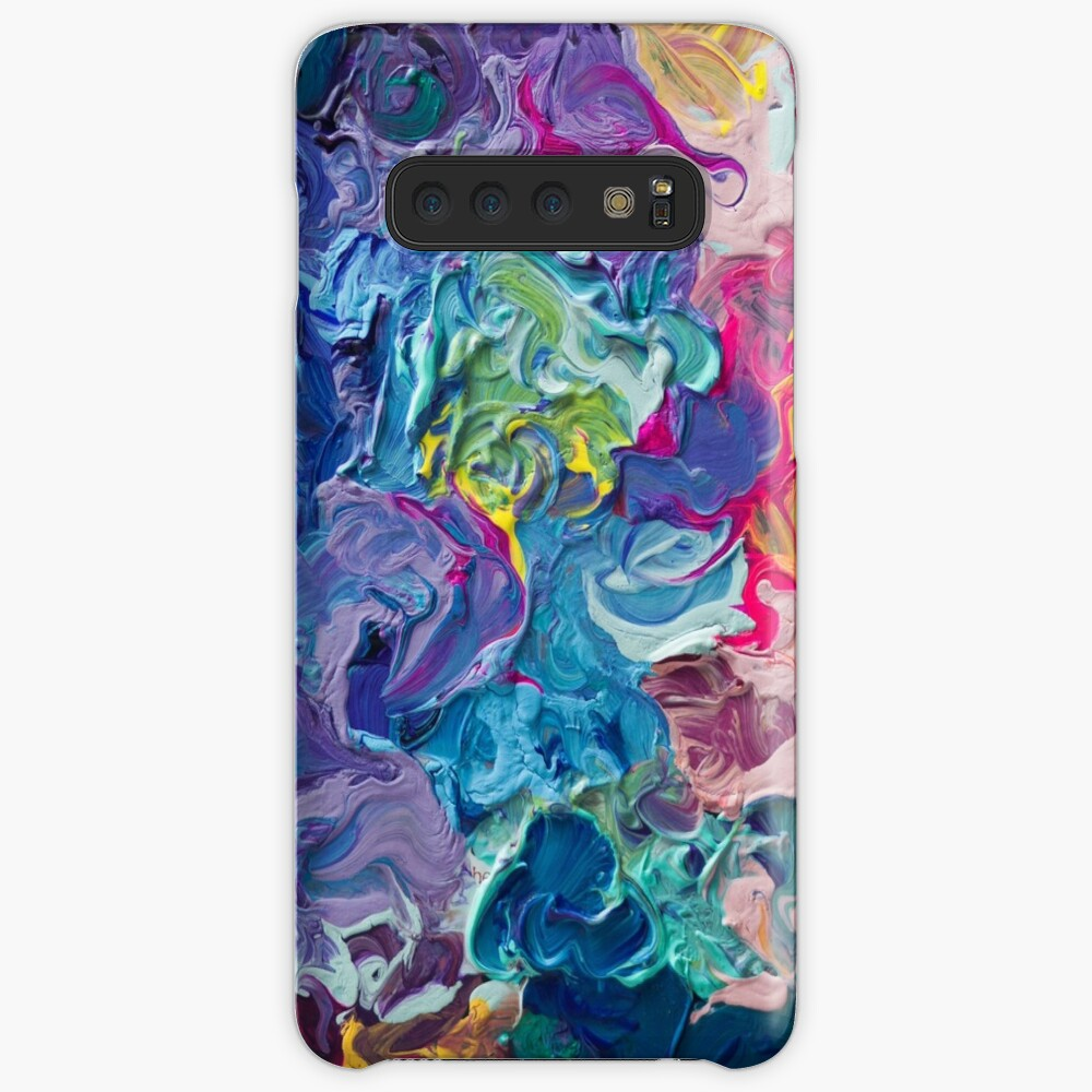 Rainbow Flow Abstraction Case & Skin for Samsung Galaxy