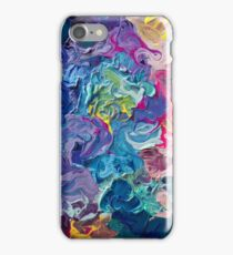 Rainbow Flow Abstraction iPhone 7 Case