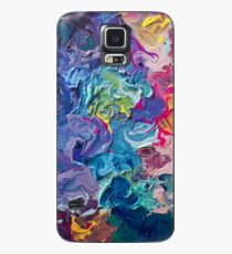 Rainbow Flow Abstraction Case/Skin for Samsung Galaxy