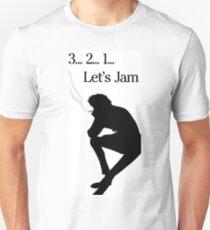 Cowboy Bebop - Lets Jam Unisex T-Shirt