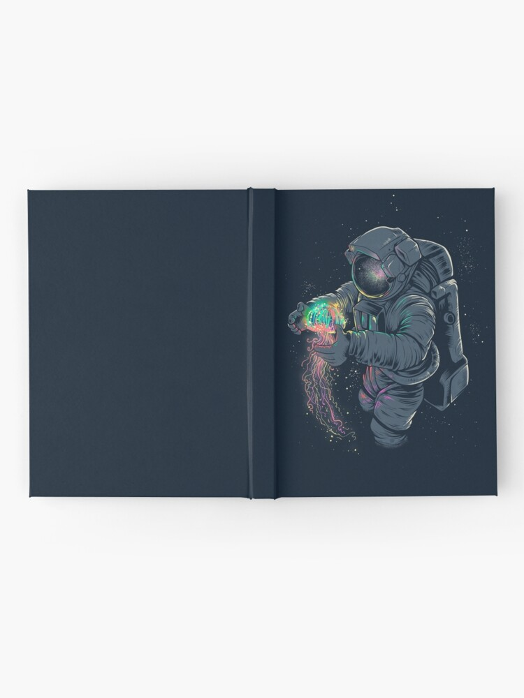 Alternate view of Jellyspace Hardcover Journal