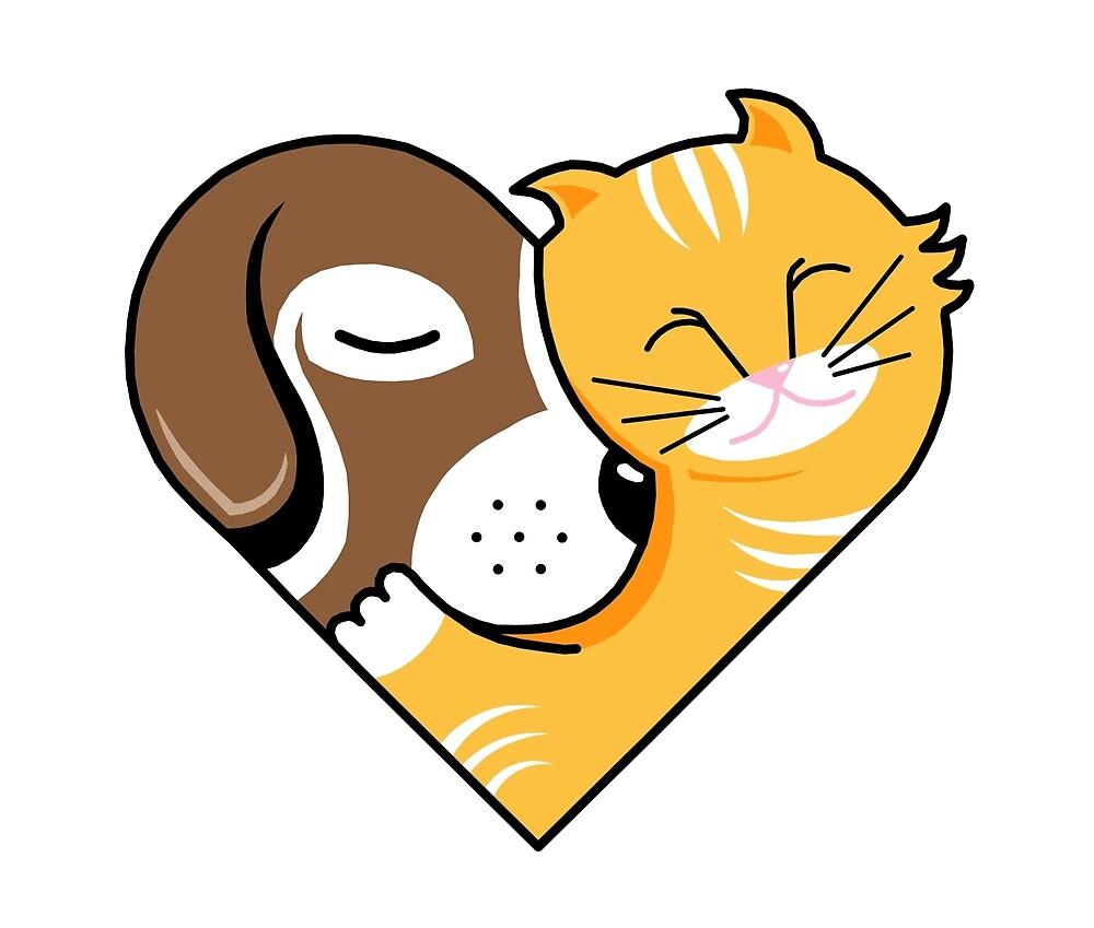 Pet Cuddle Heart\