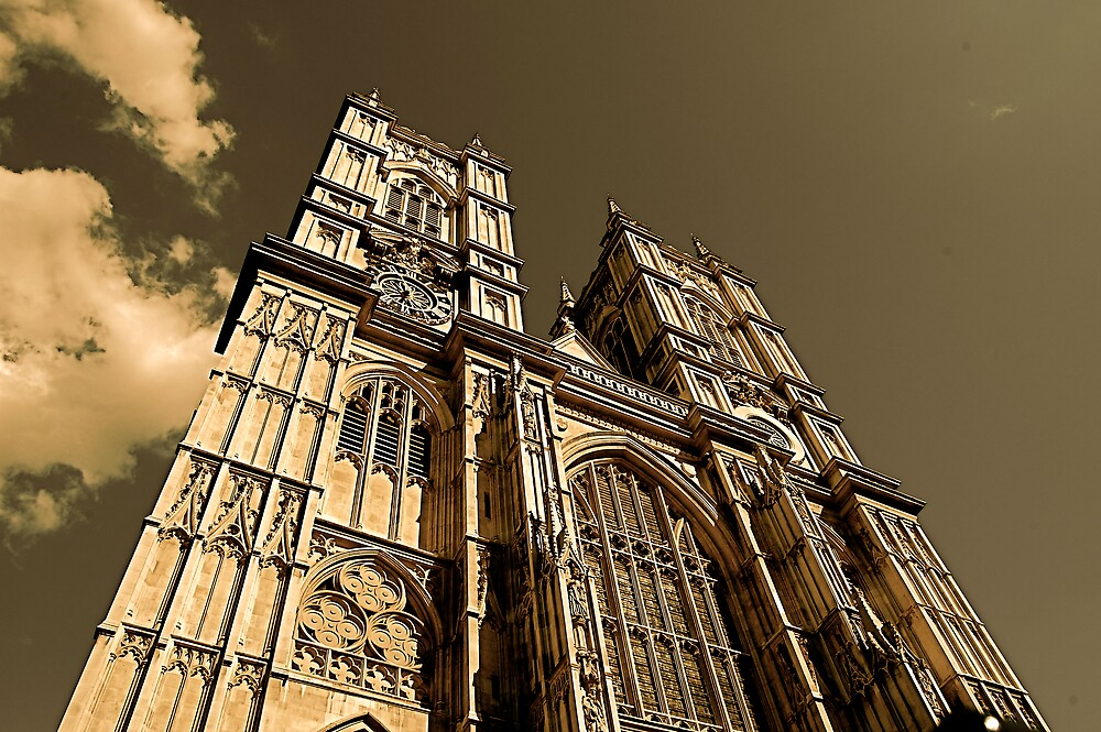 Westminster Abbey by geraintjenkins