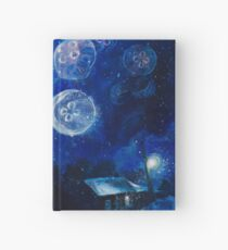 It's Jellyfishing Outside Tonight Hardcover Journal