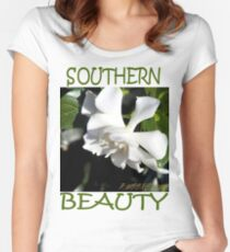 Southern Beauty Women's Fitted Scoop T-Shirt