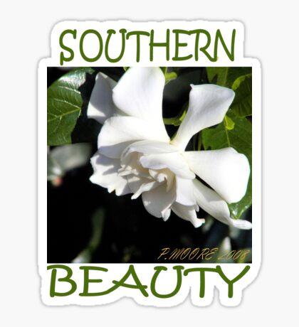 Southern Beauty Sticker