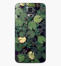 Lily Pads Case/Skin for Samsung Galaxy