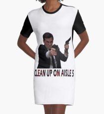 Michael Scarn Graphic T-Shirt Dress