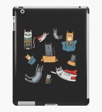 World of Cats iPad Case/Skin