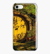 Sam Gamgee's House, Hobbiton, Rotorua, New Zealand iPhone Case/Skin