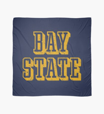 The Bay State - Vintage & Retro Scarf