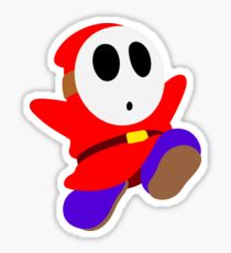 Red Shy Guy Sticker