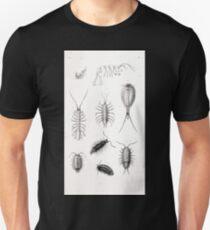 De gelede dieren Snellen Van Collenhoven Samual Constant 1868 002 Unisex T-Shirt