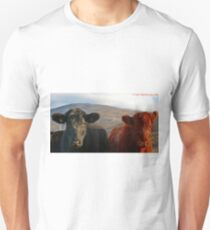 Highland Cattle Goodies to Buy! Unisex T-Shirt