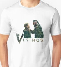 Lagertha and Ragnar - Vikings Unisex T-Shirt
