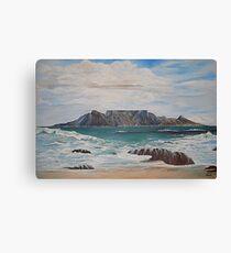 Table Mountain - Cape Town -SA Canvas Print