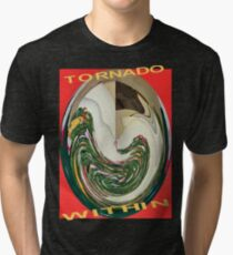 Tornado Within Tri-blend T-Shirt